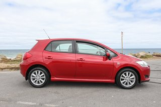 2007 Toyota Corolla ZRE152R Levin SX Red 4 Speed Automatic Hatchback.