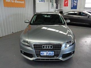 2011 Audi A4 B8 8K MY11 Multitronic Grey 8 Speed Constant Variable Sedan.