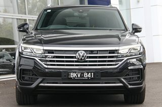 2020 Volkswagen Touareg CR MY21 V8 TDI Tiptronic 4MOTION R-Line Black 8 Speed Sports Automatic Wagon