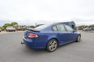 2008 Ford Falcon FG XR6 Blue 5 Speed Sports Automatic Sedan.