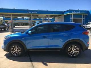 2016 Hyundai Tucson TL Active X 2WD Ara Blue 6 Speed Sports Automatic Wagon