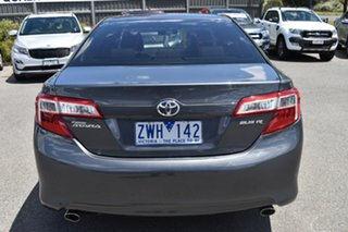 2013 Toyota Camry ASV50R Atara R Grey 6 Speed Sports Automatic Sedan
