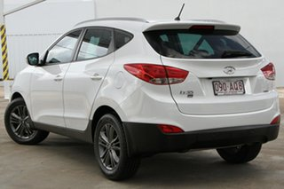 2015 Hyundai ix35 LM3 MY15 SE AWD White 6 Speed Sports Automatic Wagon.