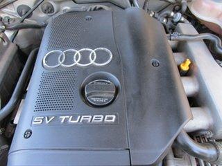 2000 Audi A4 MY99 1.8 Turbo Fawn 5 Speed Tiptronic Sedan