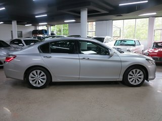 2013 Honda Accord 9th Gen MY13 VTi-S Silver 5 Speed Sports Automatic Sedan