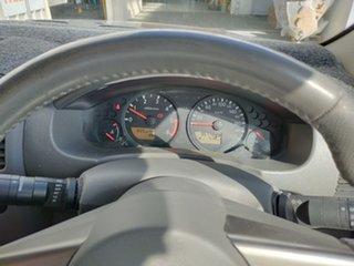 2008 Nissan Navara D40 ST-X 5 Speed Automatic Utility