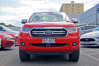2020 Ford Ranger PX MkIII 2020.75MY XLT Red 6 Speed Sports Automatic Double Cab Pick Up.