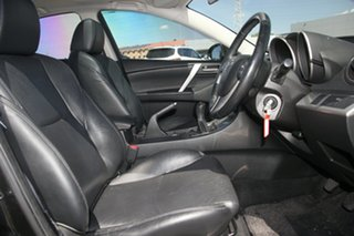 2009 Mazda 3 BM SP25 Black Manual Sedan