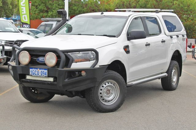 Used Ford Ranger PX MkII XL Midland, 2016 Ford Ranger PX MkII XL White 6 Speed Sports Automatic Utility