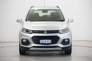 2017 Holden Trax TJ MY18 LT Silver 6 Speed Automatic Wagon.