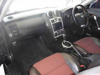 2005 Hyundai Tiburon GK V6 Black 4 Speed Automatic Coupe