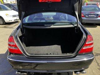 2005 Mercedes-Benz E240 211 Elegance 5 Speed Auto Touchshift Sedan