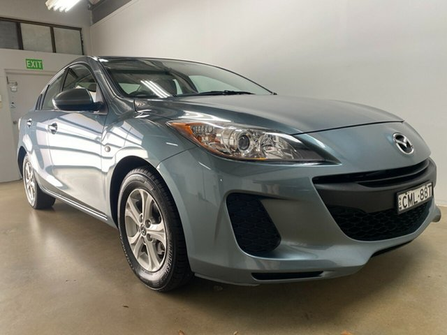 Used Mazda 3 BL Series 2 MY13 Neo Phillip, 2012 Mazda 3 BL Series 2 MY13 Neo Grey 5 Speed Automatic Sedan