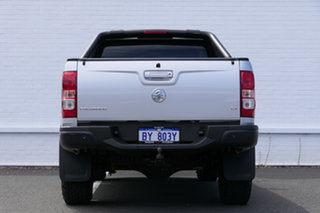 2014 Holden Colorado RG MY14 LX Crew Cab Nitrate 6 Speed Manual Utility