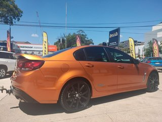 Holden Commodore VF II MY17 SS Orange 6 Speed Manual Sedan