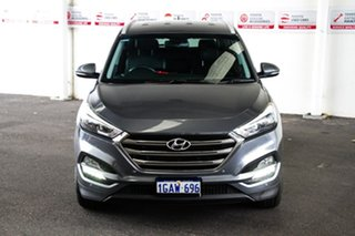2016 Hyundai Tucson TLE Elite (FWD) Grey 6 Speed Automatic Wagon