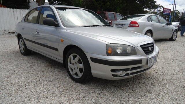 Used Hyundai Elantra XD GL Seaford, 2003 Hyundai Elantra XD GL Silver 4 Speed Automatic Sedan