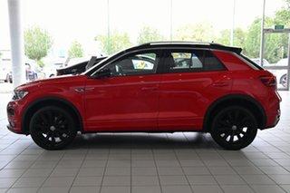 2020 Volkswagen T-ROC A1 MY20 140TSI DSG 4MOTION X Flash Red & Black Roof 7 Speed