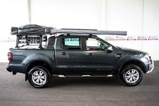 2015 Ford Ranger PX Wildtrak 3.2 (4x4) 6 Speed Automatic Crew Cab Utility
