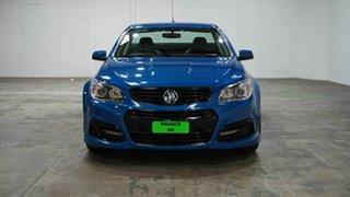 2015 Holden Ute VF MY15 SV6 Ute Lightning Blue 6 Speed Sports Automatic Utility