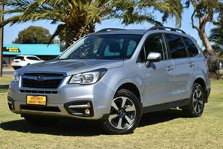 2017 Subaru Forester S4 MY18 2.0D-L CVT AWD Silver 7 Speed Constant Variable Wagon.