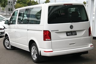 2020 Volkswagen Multivan C/LINE PREM SWB TDI340 SWB DSG Comfortline Premium White 7 Speed.