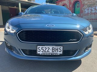 2015 Ford Falcon FG X XR6 Ute Super Cab Blue 6 Speed Sports Automatic Utility