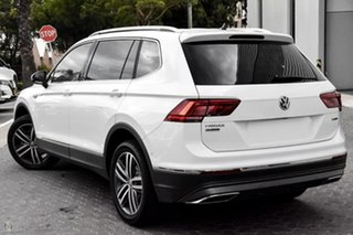 2020 Volkswagen Tiguan 5N MY20 162TSI Highline DSG 4MOTION Allspace White 7 Speed