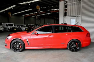 2016 Holden Commodore VF II MY16 SS V Sportwagon Redline Red 6 Speed Sports Automatic Wagon