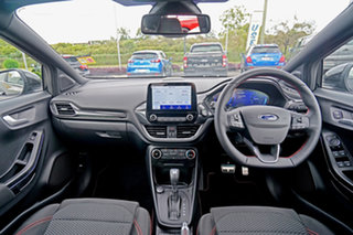 2020 Ford Puma JK 2020.75MY ST-Line Black 7 Speed Sports Automatic Dual Clutch Wagon