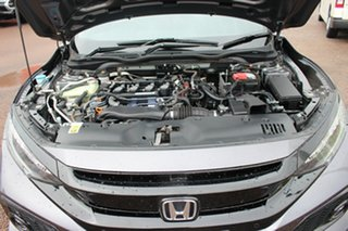 2017 Honda Civic 10th Gen MY17 RS Mercury Grey 1 Speed Continuous Variable Hatchback