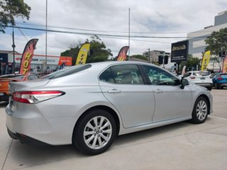 Toyota Camry Ascent Silver Sports Automatic Sedan