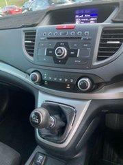 2013 Honda CR-V RM VTi White 6 Speed Manual Wagon