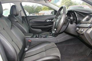 2017 Holden Commodore VF II MY17 SV6 Silver 6 Speed Sports Automatic Sedan