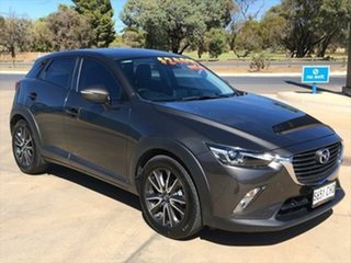 2016 Mazda CX-3 DK2W7A sTouring SKYACTIV-Drive Titanium Flash 6 Speed Sports Automatic Wagon.