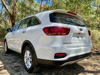 2017 Kia Sorento UM MY18 SI Clear White 8 Speed Sports Automatic Wagon