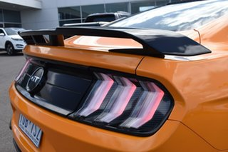 2018 Ford Mustang FN 2019MY GT Orange Fury 6 Speed Manual Fastback