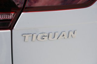 2016 Volkswagen Tiguan 5N MY17 162TSI DSG 4MOTION Highline White 7 Speed