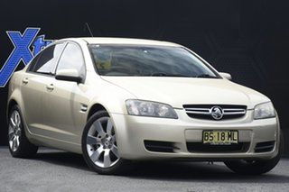 2007 Holden Commodore VE Lumina Beige 4 Speed Automatic Sedan.