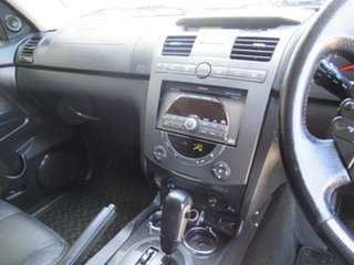 2010 Ssangyong Rexton Y220 RX270 XVT Charcoal 5 Speed Automatic Wagon