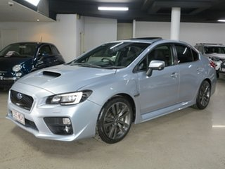 2016 Subaru WRX V1 MY16 Premium Lineartronic AWD Silver 8 Speed Constant Variable Sedan.