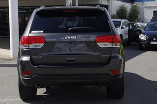 2015 Jeep Grand Cherokee WK MY15 Limited Granite Crystal 8 Speed Sports Automatic Wagon
