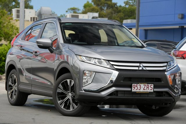 Demo Mitsubishi Eclipse Cross YA MY20 ES 2WD Aspley, 2020 Mitsubishi Eclipse Cross YA MY20 ES 2WD Titanium 8 Speed Constant Variable Wagon