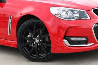 2016 Holden Commodore VF II MY16 SS V Red Hot 6 Speed Sports Automatic Sedan