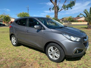 2012 Hyundai ix35 LM2 SE Steel Grey 6 Speed Sports Automatic Wagon.