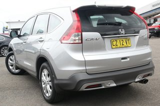 2013 Honda CR-V RM VTi-S 4WD Silver 5 Speed Automatic Wagon.