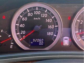 2009 Nissan Elgrand E51 Black 5 Speed Automatic Wagon