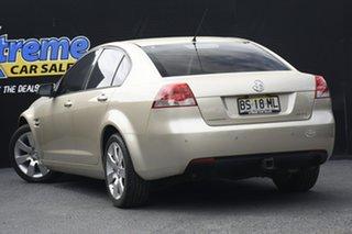2007 Holden Commodore VE Lumina Beige 4 Speed Automatic Sedan