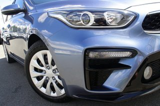 2019 Kia Cerato BD MY19 SI Horizon Blue 6 Speed Sports Automatic Sedan.