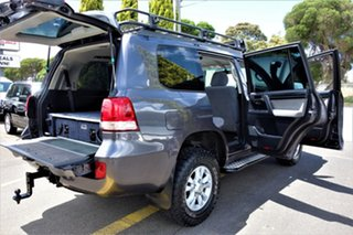 2009 Toyota Landcruiser VDJ200R GXL Charcoal 6 Speed Sports Automatic Wagon